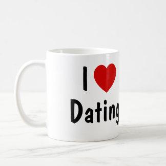 I verabredete Liebe Kaffeetasse
