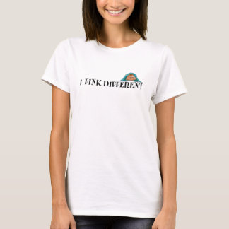 I verschiedene - Licht T - Frauen Finks T-Shirt