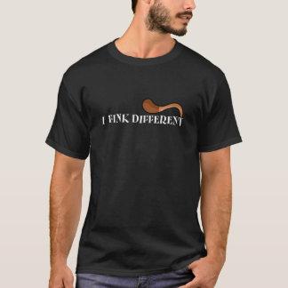 I verschiedener - dunkle T - Männer Finks T-Shirt