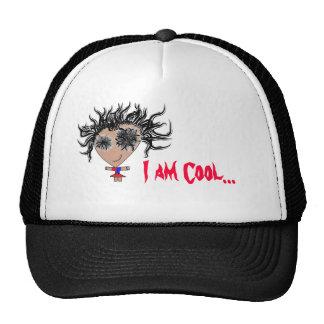 I'am cool casquette de camionneur