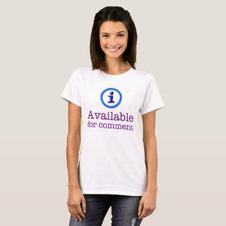 iBrattleboro verfügbar für Kommentar-Shirt T-Shirt