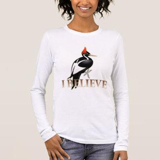 IBWO: Ich glaube Langarm T-Shirt
