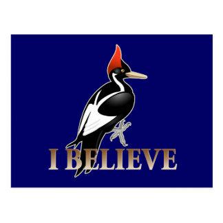 IBWO: Ich glaube Postkarte