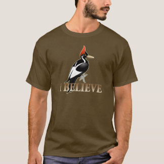 IBWO: Ich glaube T-Shirt