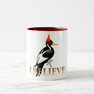 IBWO: Ich glaube Zweifarbige Tasse