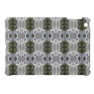 iCases mit mattiertem abstraktem Entwurf iPad Mini Hülle