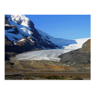 Icefields Allee, Kanada-Postkarte Postkarte