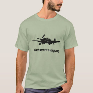 ICH 109 Zuhause-Verteidigung T-Shirt
