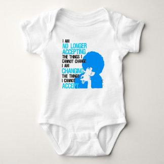 Ich ändere Sache-Baby-Bodysuit Baby Strampler