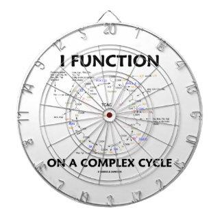 Ich arbeite auf einem komplexen Zyklus (Krebs Dartscheiben