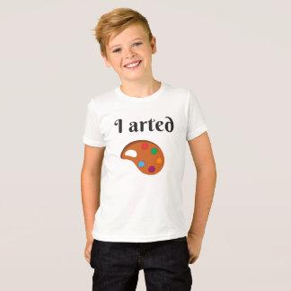 Ich arted T-Shirt