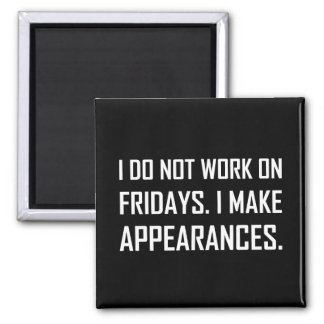 Ich bearbeite nicht Freitag mache Anschein Quadratischer Magnet