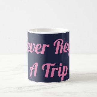 Ich bedauere nie eine Reise-Tasse Kaffeetasse