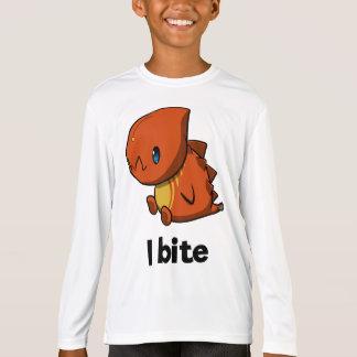 Ich beiße (Kinder) T-Shirt