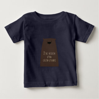 Ich benötige eine feste Umarmung Baby T-shirt