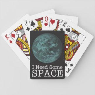 Ich benötige einige Raum-Spielkarten Spielkarten