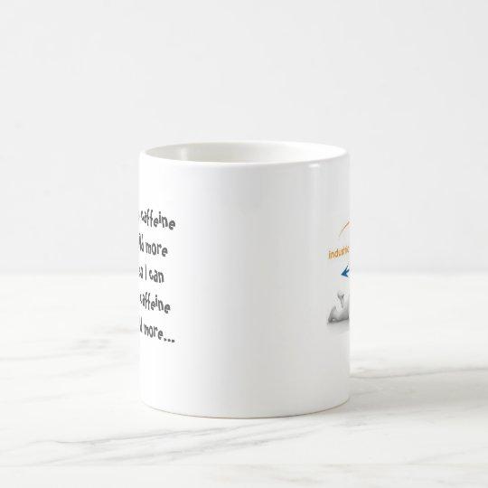 Ich benötige mehr Koffein… Kaffeetasse