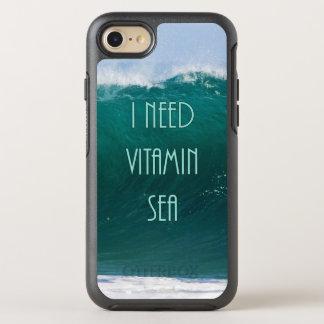 Ich benötige Vitamin-Seereisen/Strand-Telefon OtterBox Symmetry iPhone 7 Hülle