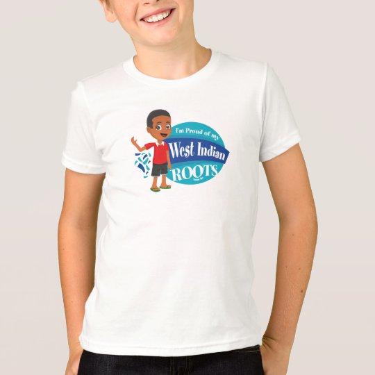 Ich bin auf meinen Jungen stolz T-Shirt