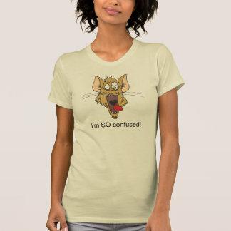 Ich bin, das Jersey-T - Shirt der Frauen SO