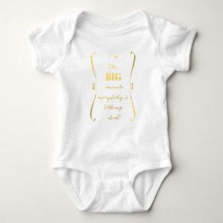 Ich bin der GROSSE Wunder… Baby-T - Shirt