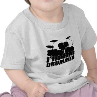 Ich bin der Schlagzeuger Shirts