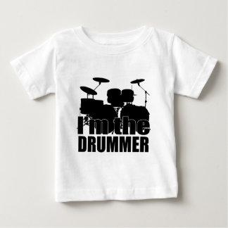 Ich bin der Schlagzeuger T-shirts