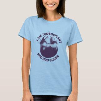 Ich bin die Aubergine T-Shirt