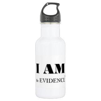Ich bin die Beweis-Unterzeichnung Waterbottle Edelstahlflasche