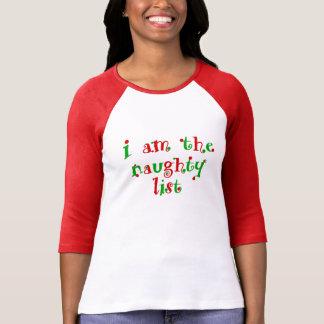 ich bin die freche Liste T-Shirt