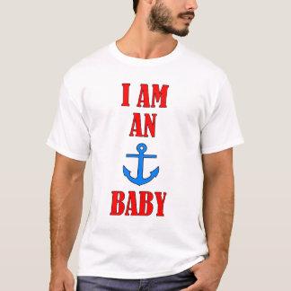Ich bin ein Anker-Baby T-Shirt