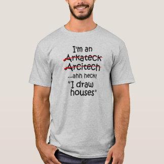 Ich bin ein Architekt T-Shirt