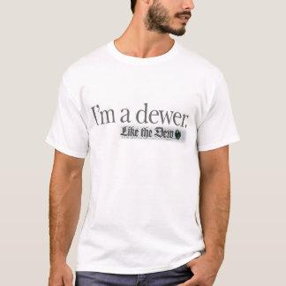 Ich bin ein dewer. T-Shirt