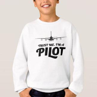Ich bin ein Pilot Sweatshirt