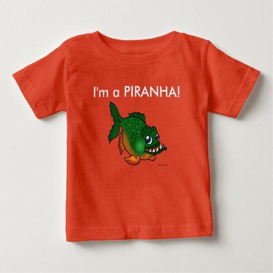 Ich bin ein PiranhakindT - Shirt