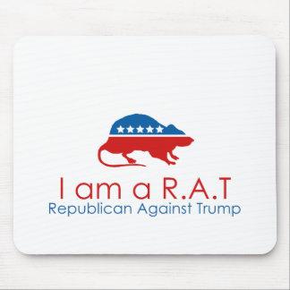 Ich bin ein R.A.T: Republikaner gegen Trumpf Mauspad