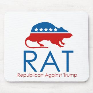 Ich bin ein R.A.T: Republikaner gegen Trumpf Mauspads