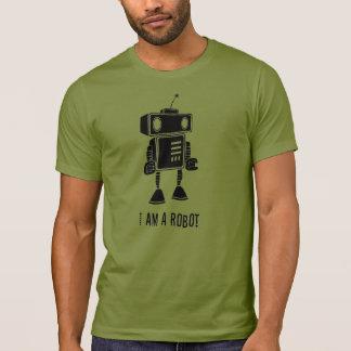 Ich bin ein Roboter T-Shirt