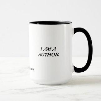 ICH BIN eine AUTOR Tasse