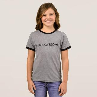 Ich bin FANTASTISCH! Ringer T-Shirt