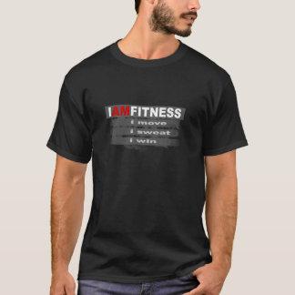 Ich bin Fitness T-Shirt