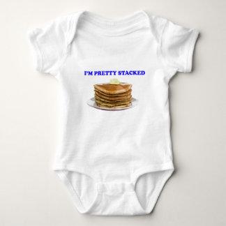 Ich bin gestapelt hübsches baby strampler