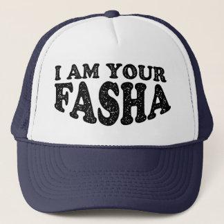Ich bin Ihr Fasha - Vatertag Truckerkappe