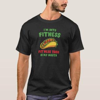 Ich bin in Fitness T-Shirt