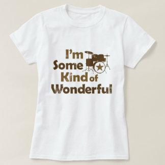 Ich bin irgendeine Art wunderbare Retro Grafik T-Shirt