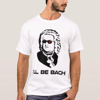 Ich bin Johann Sebastian Bach T-Shirt