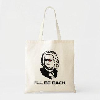 Ich bin Johann Sebastian Bach Tragetasche
