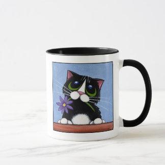 Ich bin - Katzen-Tasse traurig Tasse