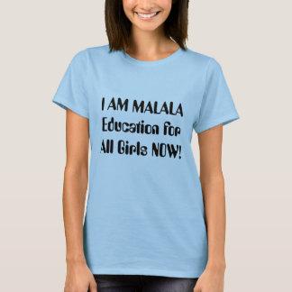 Ich bin Malala T-Shirt