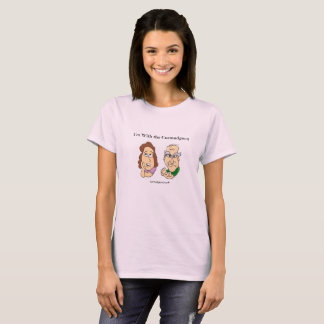 Ich bin mit dem Geizhals-Shirt T-Shirt